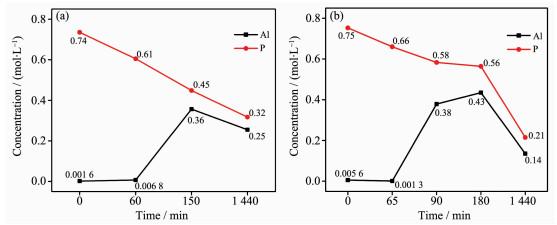 二丙胺的结构微调对磷酸铝分子筛晶化过程影响的凝胶