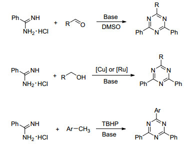 Study of the Friedel-Crafts Reaction of Cyanuric Chloride